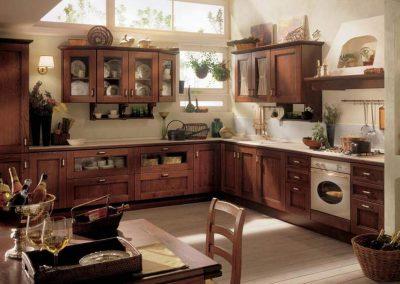 certosa_cucina_classica_muratura_legno_massello