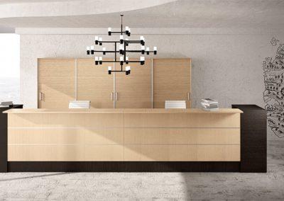 reception_lineare_moderna_design_colore