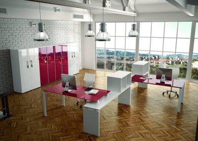ufficio_operativo_design_vetro_rosso_postazione