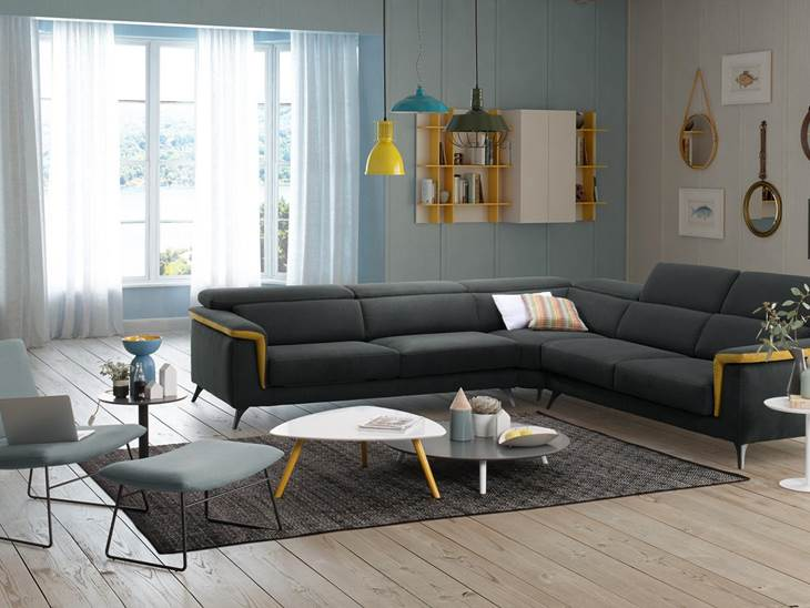 Il divano perfetto per il vostro comfort