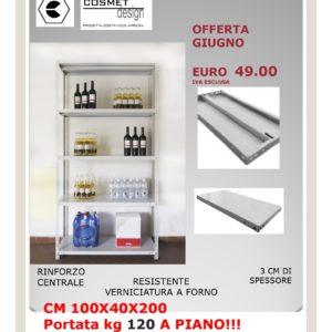 Scaffalature Metalliche Genova Via Gavette.Angolari Per Scaffali Metallici A Bulloni Cosmet Design